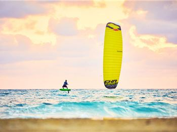 Ozone Releases their most versatile kite yet - Chrono V3 - Kitesurfing News