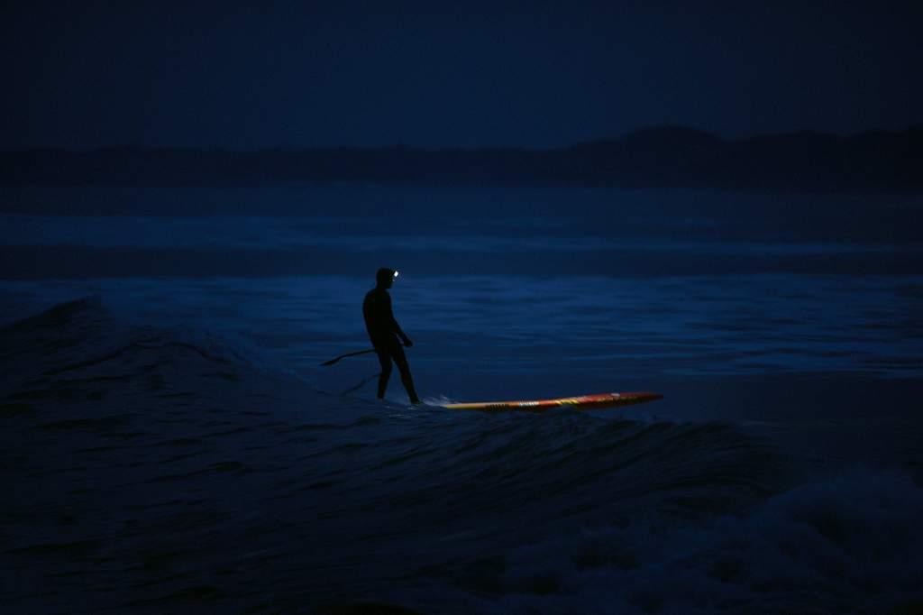 SUP Night Paddling - Casper Steinfath