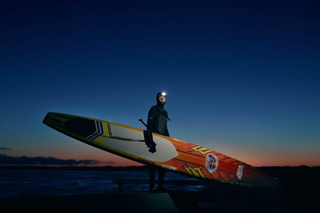 SUP Treacherous Ocean - Casper Steinfath