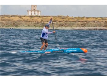 Aussies dominate SUP EuroTour