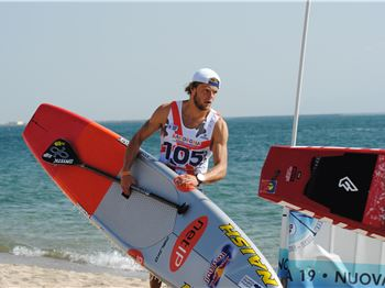 Casper Steinfath Collects Three Medals at European Champions - Stand Up Paddle News