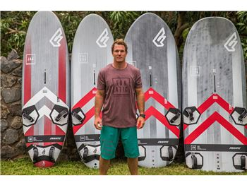 Fanatic Windsurfing range for 2019 released - Windsurfing News