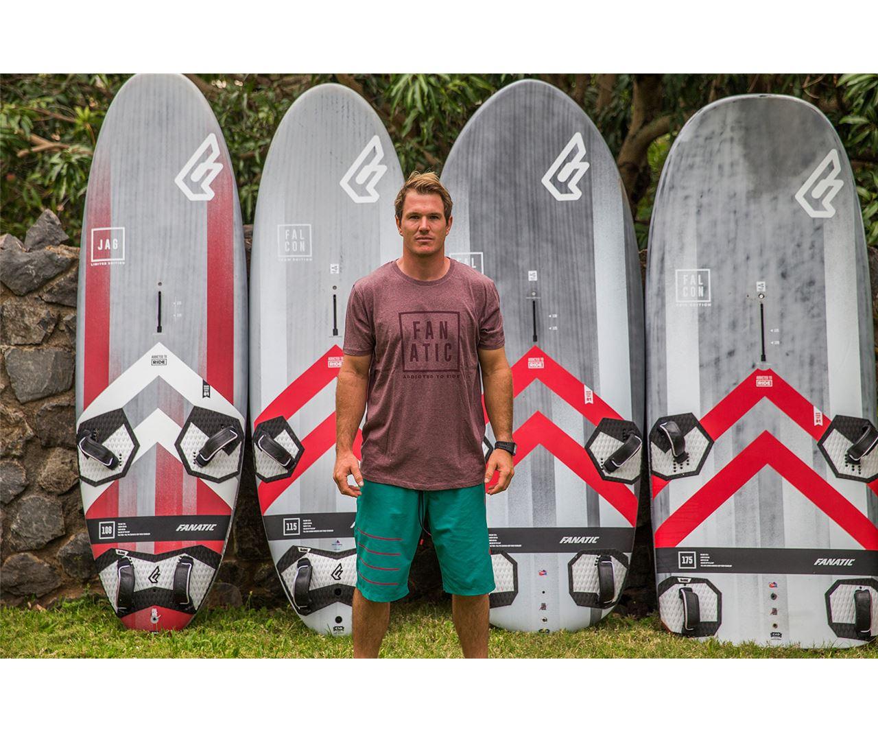 Fanatic Windsurfing 2019 Range Released