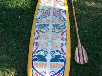 Boards for Stand Up Paddle - Stand Up Paddle Articles