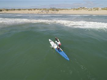 King & Queen SUP riders crowned in Mandurah - Stand Up Paddle News