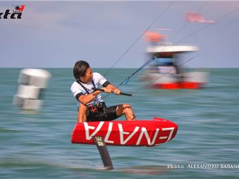 KTA Asia Pacific Hydrofoil Series Malaysia - Day 2