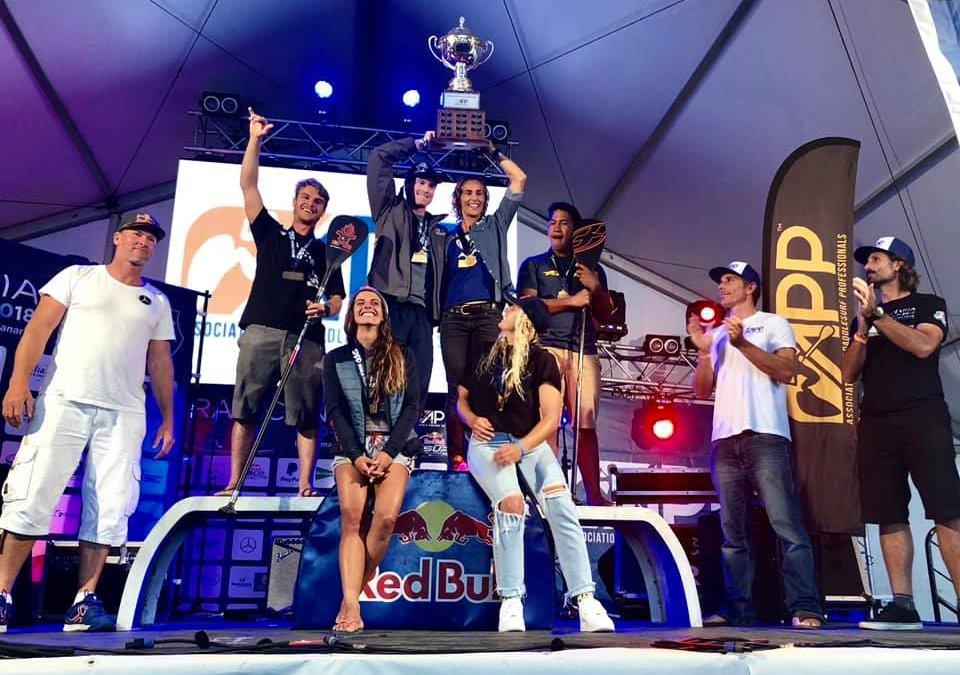 Sean Poynter and Iballa Moreno are Crowned World Champions