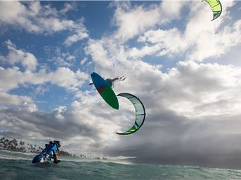 Naish Kites; The Winningest Brand of King of the Air