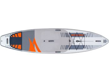 Naish inflatable boards - a new level of stiffness!
