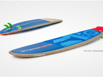 Starboards new long board