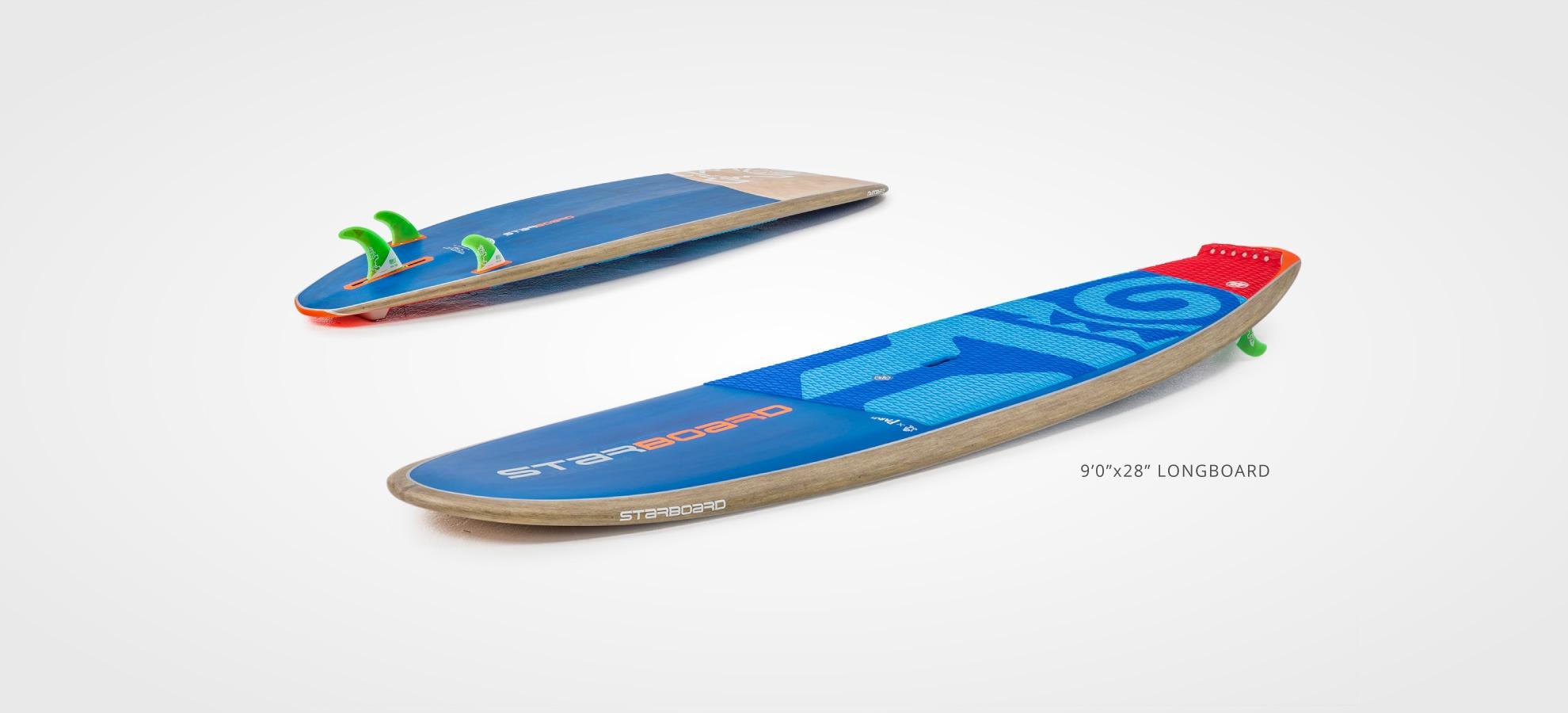 The New Starboard Longboard