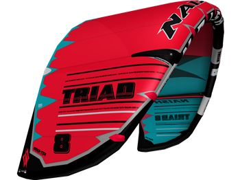 The new Naish Triad - A kite for everybody