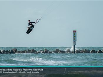 Kiteboarding Australia Freestyle Nationals Kick Off - Kitesurfing News