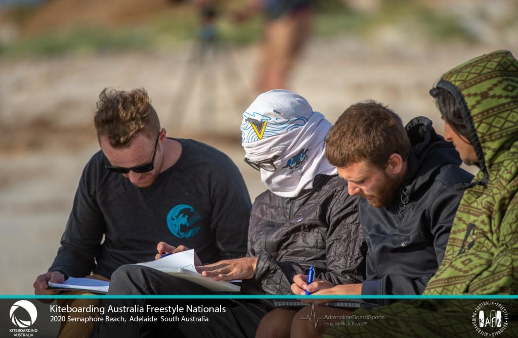 2020 Kiteboarding Nationals - Judging