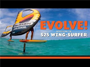 Naish S25 Wing-Surfer - Wing Foiling News