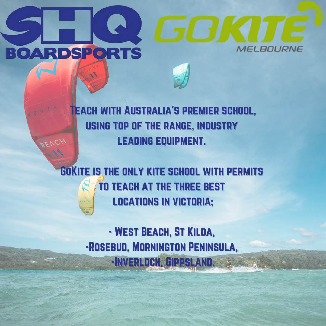Kitesurfing Teacher Needed!