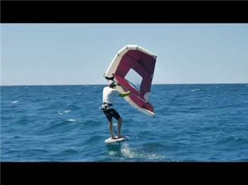 2020 King Of The Cut event video - Wing Foiling News