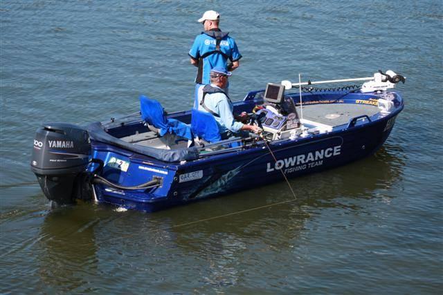 Australian fishing champion demands yamaha seabreeze for Yamaha fishing boats