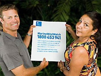 New NT Marine Wildwatch Hotline launched - Fishing News