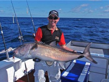 Perth's World-Class Jigging - Season 2008/09 - Fishing News