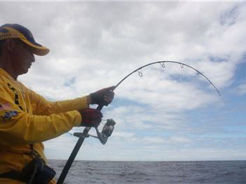 Lemax Pro Team visits Australia - Fishing News