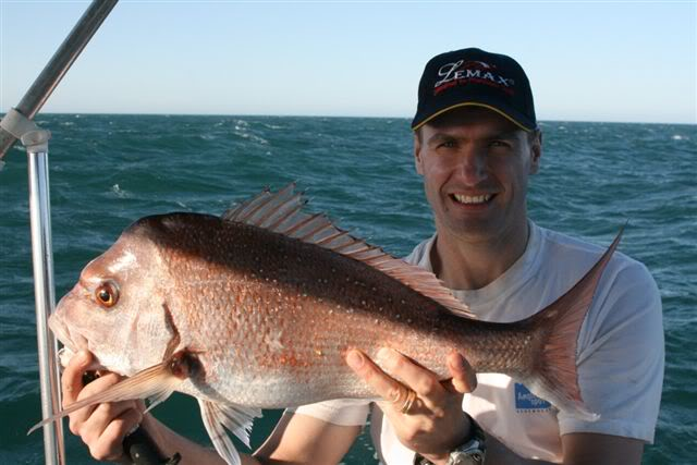 how to catch snapper in cockburn sound