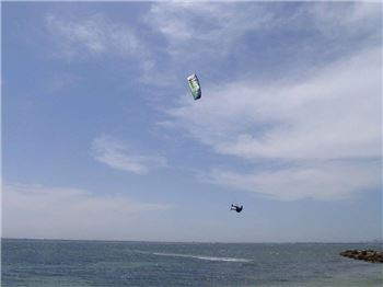 How to do your first jump - Kitesurfing Articles