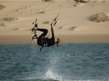 How to do a backroll - Kitesurfing Articles