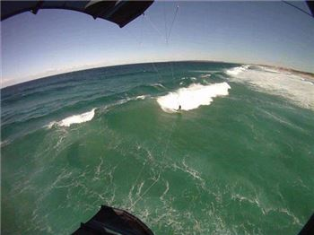 How to mount a GoPro in your kite... - Kitesurfing Articles