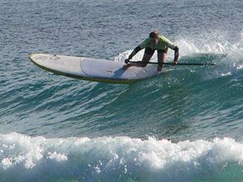 SUP Surf Moves -the Cutback, Floater and Re-entry - Stand Up Paddle Articles