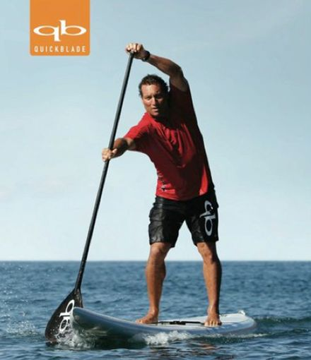 Stand Up Paddle - look after your paddle