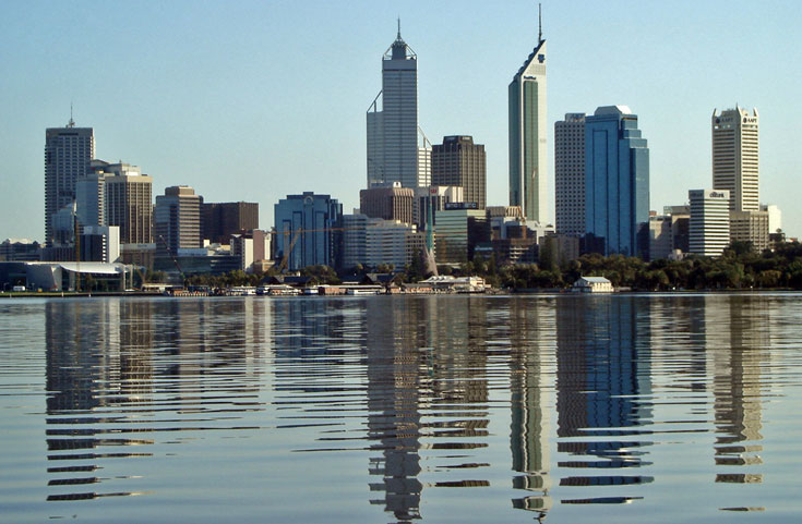 Stand Up Paddle in Perth