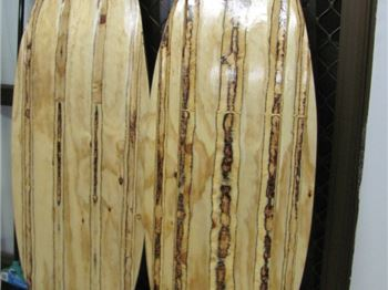 How to make a Paulownia Kite Board