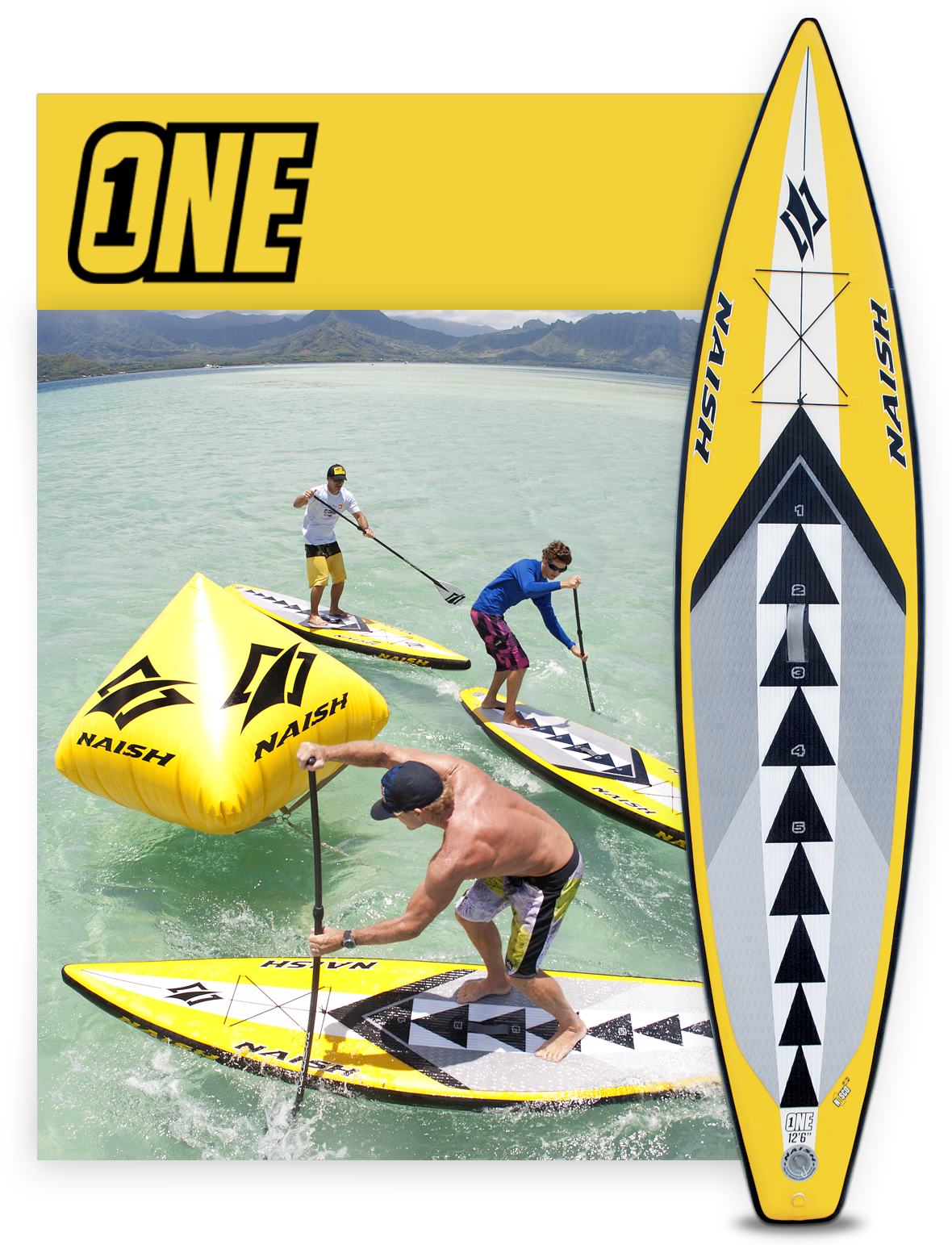 View Naish ONE website!
