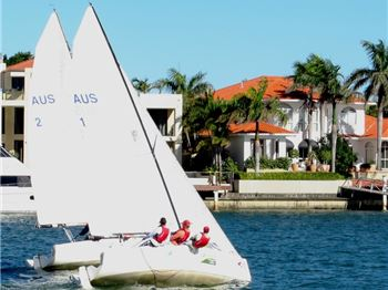 QLD Match Racing Championship: Notice of Race available - Sailing News