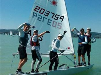 Mitchell Kennedy wins 2013 Under 21 Laser World Championship - Sailing News