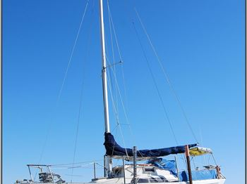 ''Matilda'' ready to go a waltzing again. - Sailing News