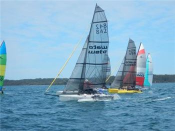 Fun Racing in Jervis Bay - Sailing News