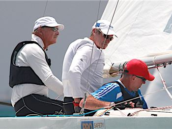 John Bertrand returns to the fold for the Etchells Nationals - Sailing News