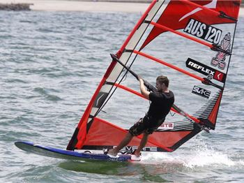 Ballistic Winds Add Another 5 Races -  2014 Downunder Pro - Windsurfing News