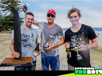 Final Day of the 2014 Downunder Pro - Windsurfing News