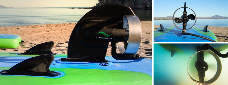 plug in outboards for stand up paddle boards seabreeze