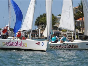 Sail Mooloolaba 2014 - It's the Vibe ! - Sailing News