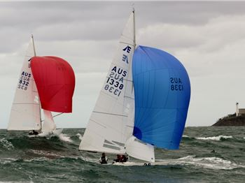 Etchells Winters: two weeks to close of entries of perfectly - Sailing News