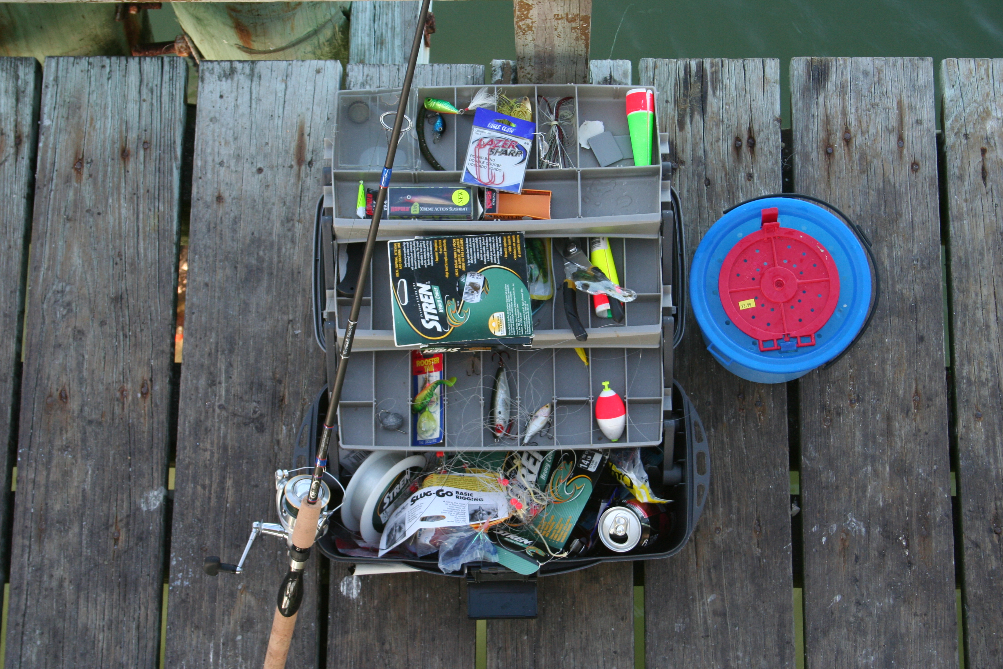 fishing basics tackle and equipment seabreeze