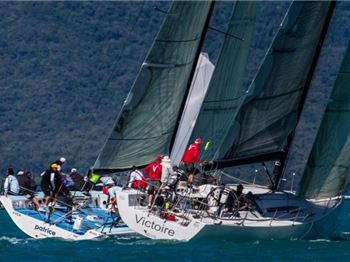 Airlie Beach Race Week: IRC fleet take centre stage on Day 3 - Sailing News