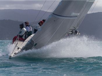 Airlie Beach Race Week: second half promises more tough race - Sailing News