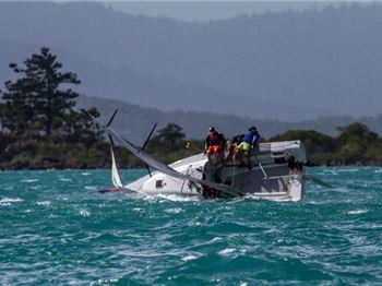 Airlie Beach Race Week: strong tide and wind tests fleet - Sailing News