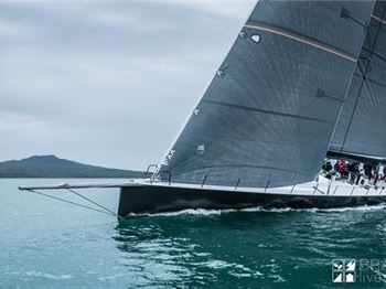 Maxi's line up for the record (Sydney to Hobart) - Sailing News