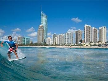 Surfing ruled out of the Gold Coast Commonwealth Games - Surfing News